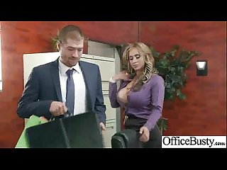 Big Melon Tits Girl (eva notty) Get Bang Hardcore In Office clip-17