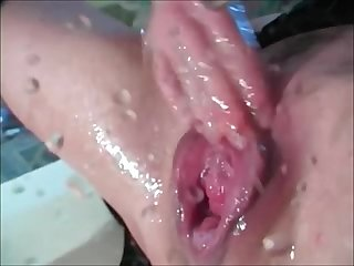 The wettest pussy ever