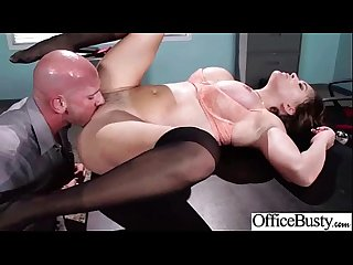 Hard Sex Tape In Office With Big Tits Slut Horrny Girl (krissy lynn) vid-19