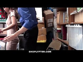 Shoplyfter - Stripped And Fucked For Stealing