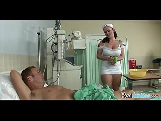 Big tit nurse fucked in Hospital 017