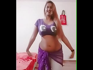 CURVY SUSHMA BELLY DANCE