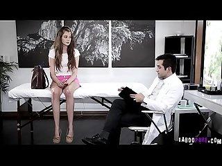 Elena koshka blowjob her doctors cock