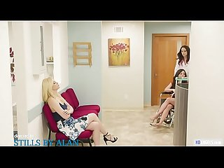 Fake doctor and the girl without insurance - Charlotte Stokely and Whitney Wright