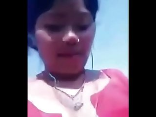 Hot Desi nepali boudi outdoor boobs nd pussy selfie for lover