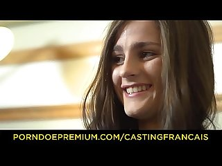 Casting francais hard doggy style fuck in canadian audition with eva lyx