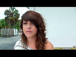 Peyton enjoys getting paid in Play Time by StreetBlowJobs