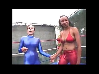 Ebony Girls Lifting and Carrying - Part 9