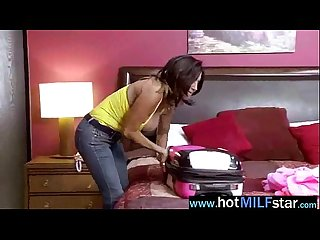 (tara holiday) Mature Lady Get Busy On Mamba Dick In Hard Bang video-27
