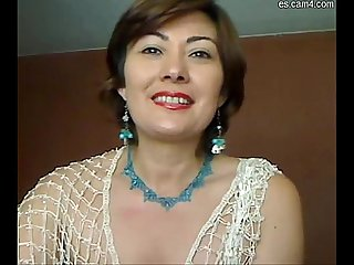 Colombian horny madure witch big pussy on webcam