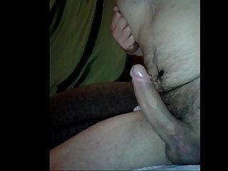 Intense no hands cum lpar sound rpar