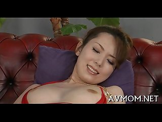 Mother i D like to fuck asian gets fingered and screwed