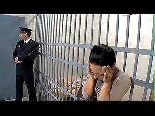 Sandra romain fucks the jailor to get her husband free