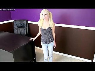 Piper perri caught in dad s office