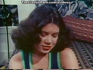 Candida Royalle, Ange Tufts, John Gregory in vintage xxx scene