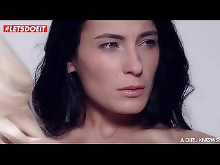 LETSDOEIT - Horny Models Get All Kinky at Casting (Lexi Dona, Silvia Dellai,..