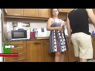 Sex based on the kitchen adr0015