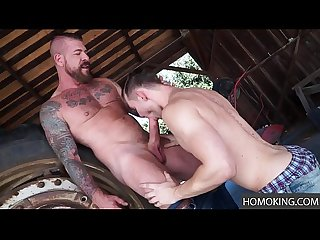 All I wanted ever is You Uncle Duke! - And The Anal Drilling Begins - Jacob Peterson,..