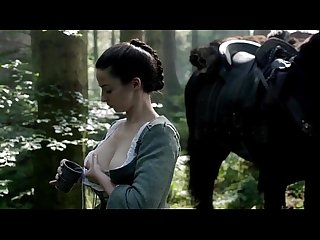 Laura Donnelly Outlanders milking Hot Sex Nude
