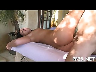 Playgirl gets wild doggy position sex