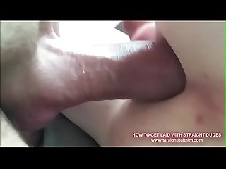 TWINK HAVE HOT CLOSEUP ANAL SEX WITH STRAIGHT DUDE www.straightbaithim.com.mp4