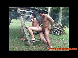 Gay latino dudes fucking outdoors