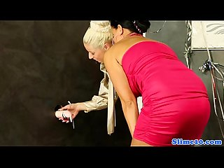 Bukake birthday lesbo scissoring at gloryhole