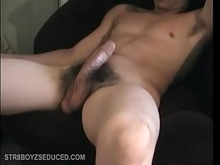 Sucking Straight Boy Cory Cock