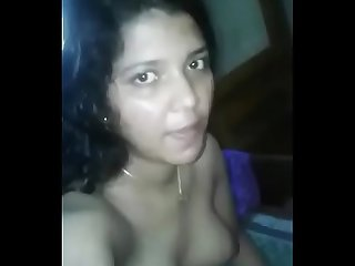 Tamil girl fingering infront of cam