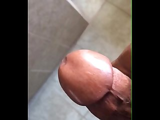 Huge Cumshot from Gorgeous Dick