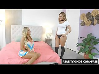 RealityKings - Moms Bang Teens - Tied Me Up starring Bambino and Nova Brooks and Tegan James