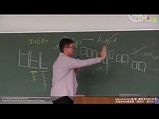 Ugly fat Chinese Gay Satoru Cho (Tehu) Nasty lecture .