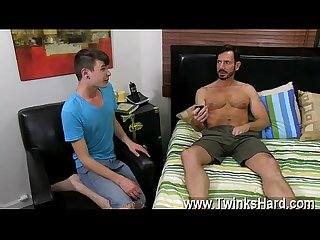 Hot gay He soon finds out that even youthfull men like Timo can take
