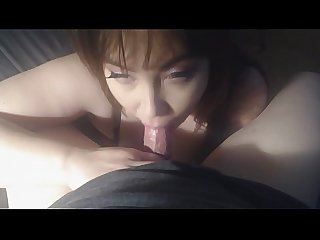 Xvideos own maybe4you ''Mayling'' surprises Papi on Valentine's Day with a blow job.