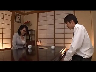 Schlong hungry japanese mature sucks a big wang passionately