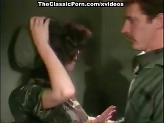 Jamie Summers, Kim Angeli, Tom Byron in classic sex movie