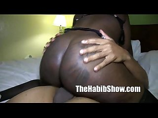 phat ass Ferrari Blaque chocolate banged by Redzilla