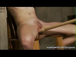 Femdom Lesbian BDSM With Dildos And Orgasms