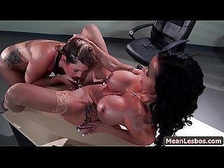 Hot and Mean Lesbians - Horny Schoolgirl Selfies with Jenna Ashley & Jewels Jade- free video 03