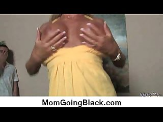 Just watching my mom go black super interracial porn 20