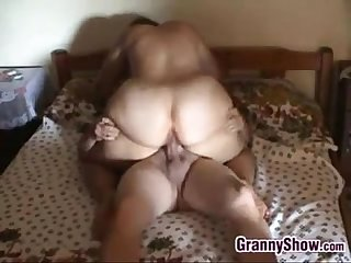 Granny Fucking And Licking By Her Lover