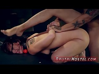 Painful anal crying slave xxx Best buddies Aidra Fox and Kharlie