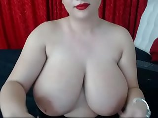 Wow super nice big boobs