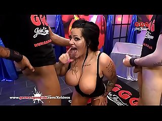 Big Tits Rough Sex and Cum - German Goo Girls