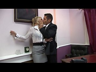 Office assistant pleases her boss - NaughtyTeenCam.com