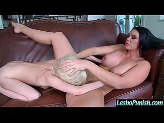 Punish Hard Sex Using Toys Between Teen Hot Lesbians (alison&piper) mov-16