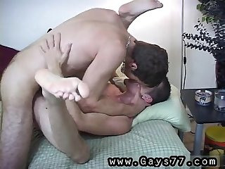 Free college gay sex movietures They leaned together and smooched to