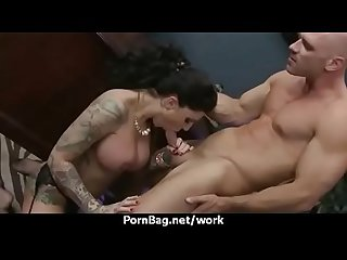 Bigtit milf sneaks office orgasm 9