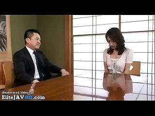 Японские Муж Босс Секс
