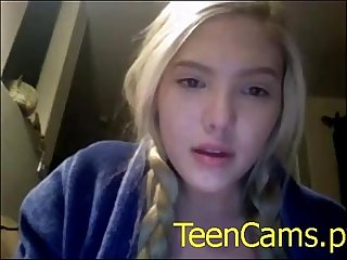 TeenCams.pw amateur blonde solo webcam